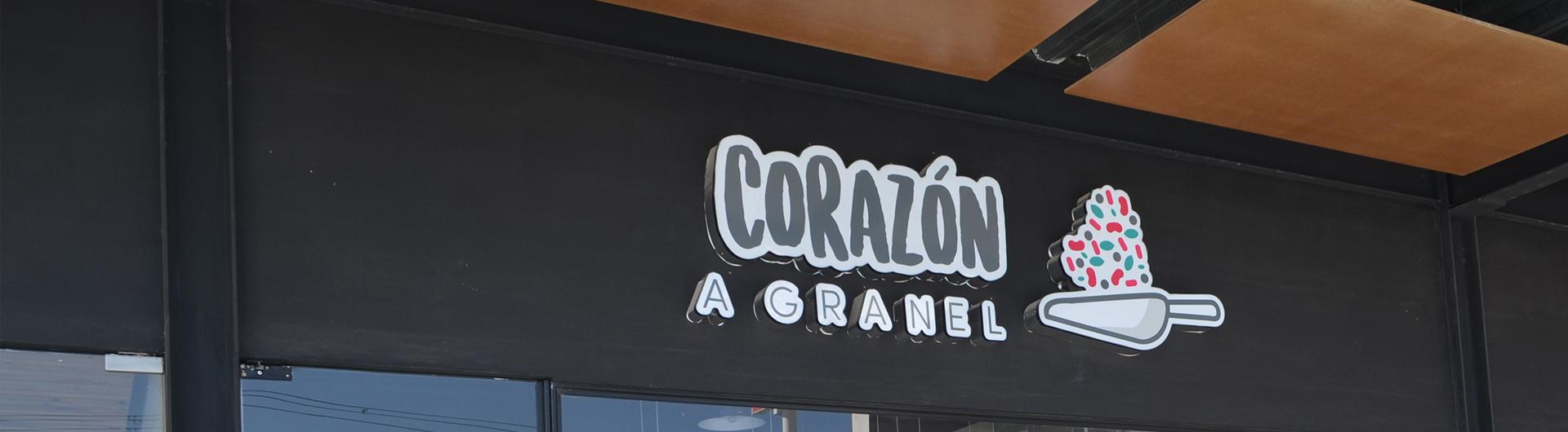 Corazón a Granel Torreón